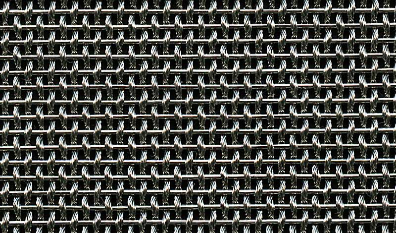 Stainless Steel Wire Mesh 187 Wire Weaving Pausa